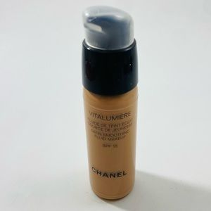 Chanel Vitalumiere Moisture Rich Foundation